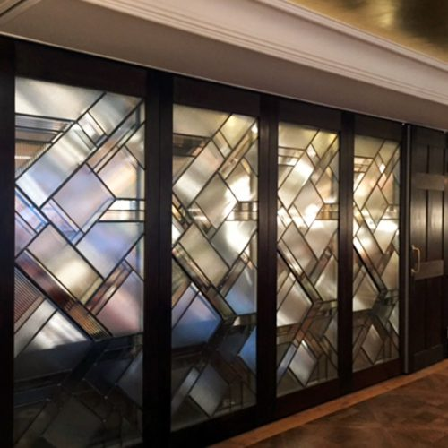 Ezyglide. Operable partition walls & moveable glass wall partition specialists